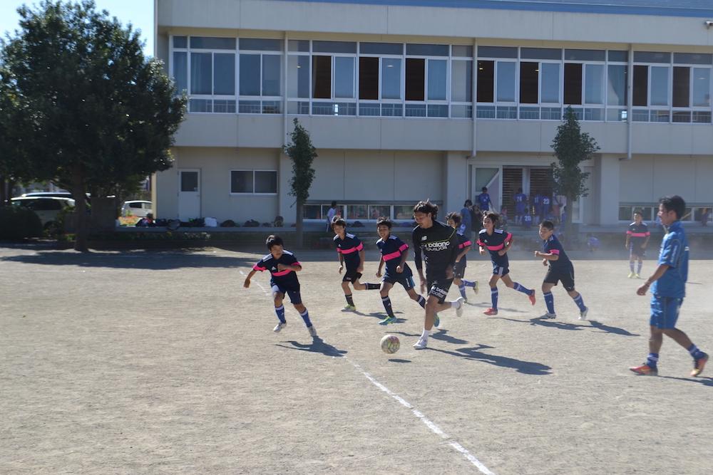 9/3(土)水戸電力サッカー教室を開催しました(石川SSS)_02