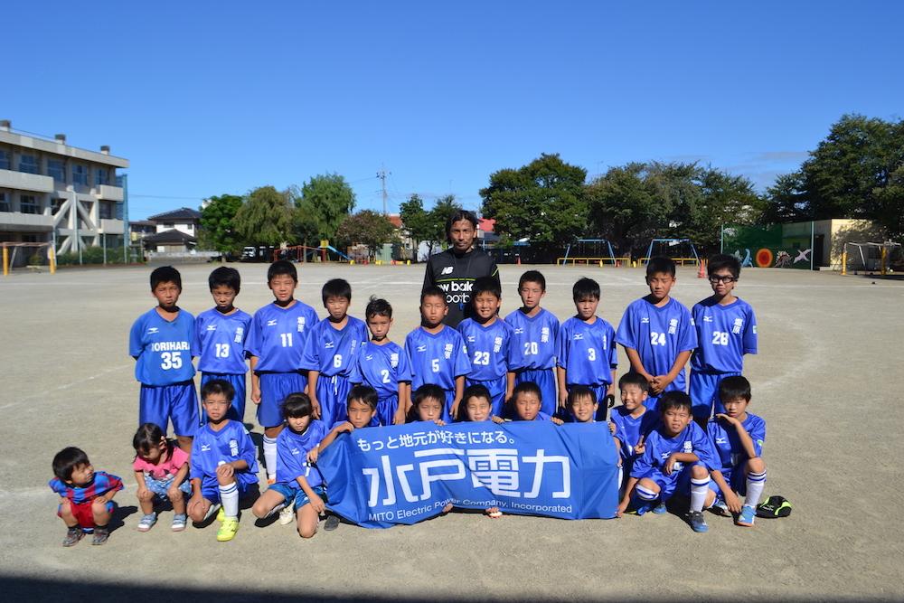 9/3(土)水戸電力サッカー教室を開催しました(石川SSS)_03