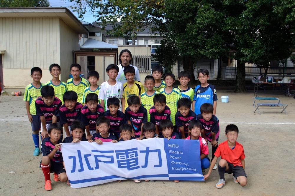9/4(日)水戸電力サッカー教室を開催しました(吉田SSS)_03